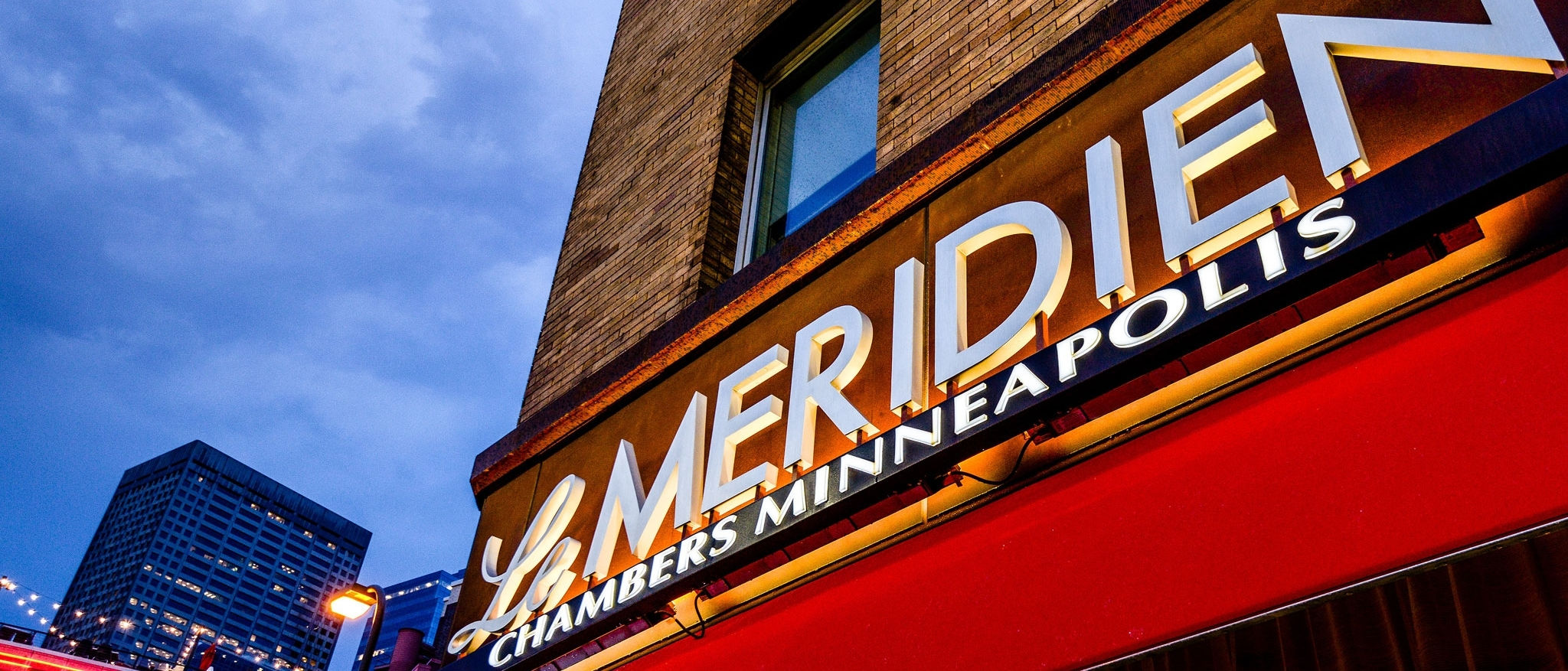 Le Meridien Chambers Minneapolis Hotel  - Exterior